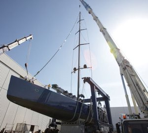 Wally Yachts launches the world's largest sloop in carbon fiber - superyacht Better Place