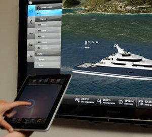 Seetrac integration with YachtEye presented by Oculus Technologies