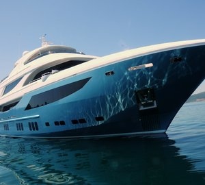 41m motor yacht AZRA by Mengi-Yay delivered