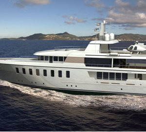 Feadship - the first Western shipyard to sell a new-built 45m motor yacht to a Chinese Owner