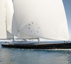 The leading winner of the 2012 ShowBoats Design Awards - 67.2m Alloy superyacht Vertigo