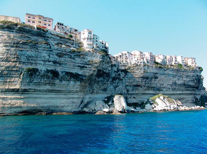 Bonifaccio in Corsica