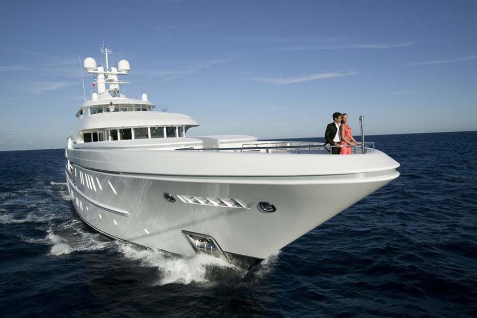 Glade Johnson Yacht Charter Amp Superyacht News