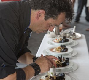 2012 Newport Charter Yacht Show Culinary Competition a Huge Success