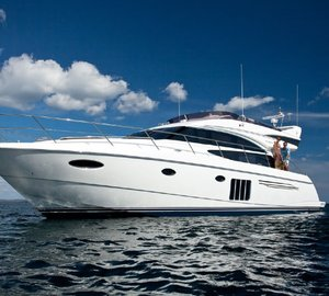 A very successful Sanctuary Cove Boat Show 2012 for Princess Yachts with a private client event