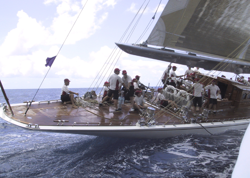 J Class Charter Yacht Ranger Yacht Charter Amp Superyacht News