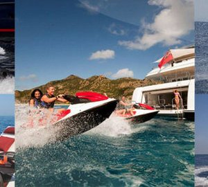 Superyacht Tenders and Toys now provides world's most amazing yacht toys for rent