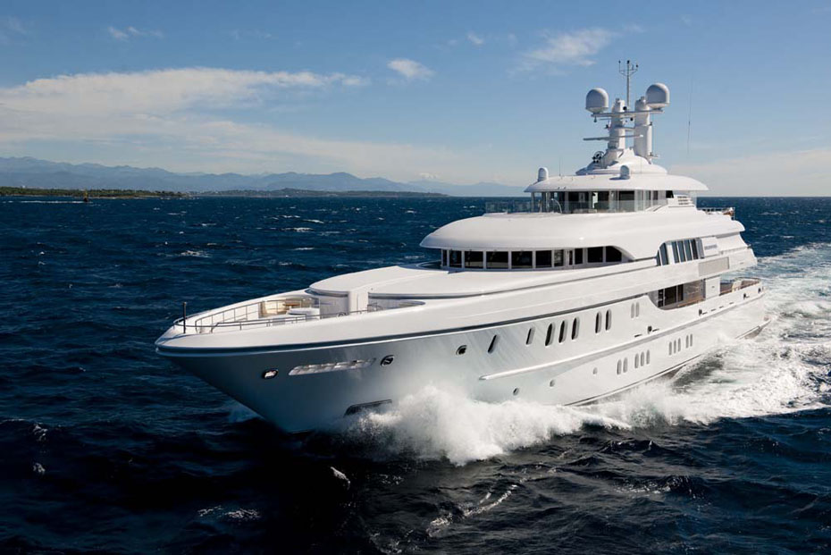 Luxury Charter Yacht SOLEMATES