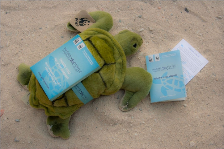 Marine Turtle Conservation Pack