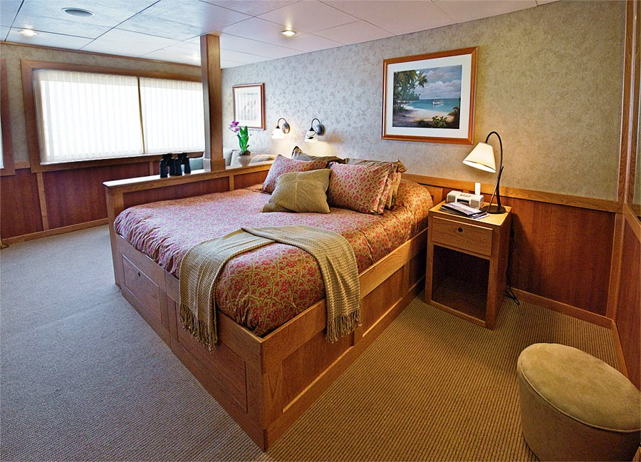 Motor Yacht Safari Explorer - Stateroom