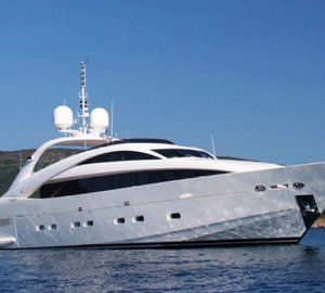Exceptional luxury yacht WHISPERING ANGEL (ex Junie II) for charter in the Western Mediterranean