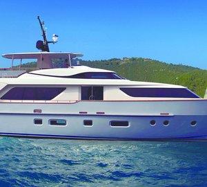 Sanlorenzo to attend Cannes, Monaco and Genoa Boat Shows