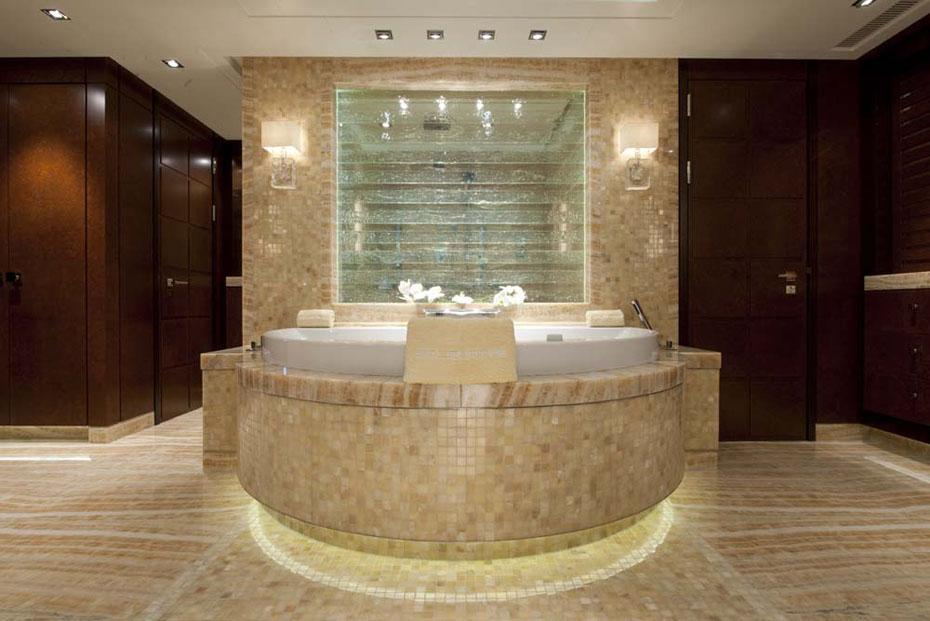 Superyacht Solemates - Bathroom