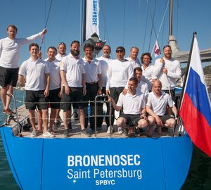 2012 Giraglia Rolex Cup A Great Success Of Bronenosec