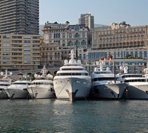 The appointment of First Russian Ambassador for La Belle Classe Superyachts aboard 55m Heesen charter yacht QUINTA ESSENTIA