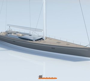 32.6m sailing yacht Baltic 107 Custom by Baltic Yachts with delivery in 2013