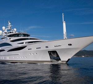 Benetti Yachts to attend Cannes and MYS 2012 with 61m megayacht Diamonds are Forever on display