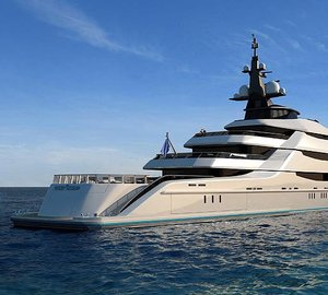 Oceanco launch the 85.6m motor yacht Y708
