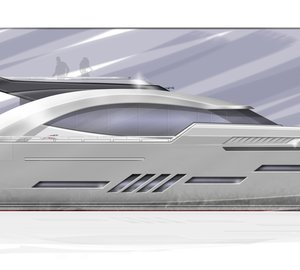 The new ALUBRID range of superyachts designed by Sergio Cutolo
