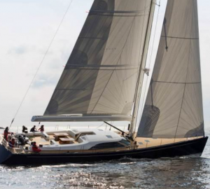 Baltic 83 sailing yacht GOF delivered