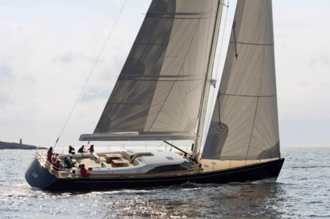 Baltic 83 sailing yacht GOF