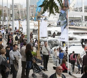 The 2012 Barcelona Boat Show New Model