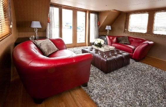 Expedition yacht Lars - Interior