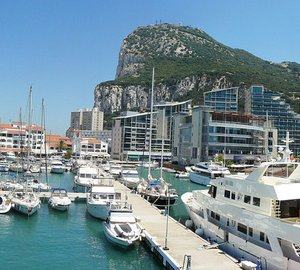 The abolition of import duty for yachts over 18m in Gibraltar