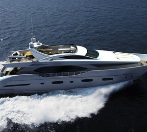 Images of the IAG 100 luxury yacht ELECTRA by IAG Yachts