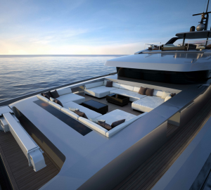 New Mondo Marine M50 yacht project designed by HOT LAB