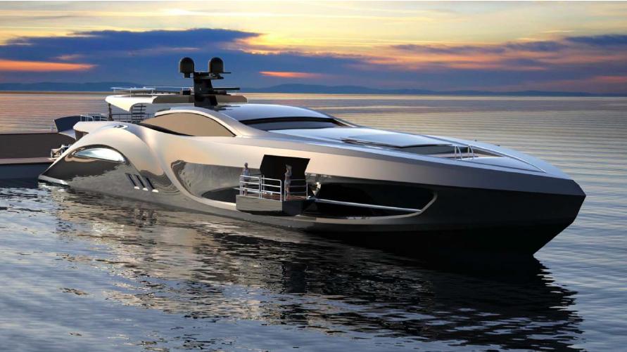 motor yacht sc199 designed by gray design yacht charter