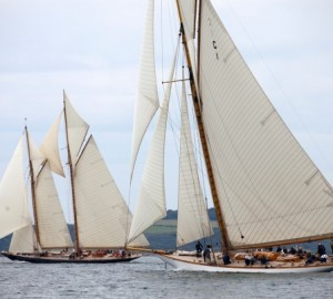 Pendennis Cup 2012: Day 4 - Overall victory for superyachts Mariette and Firebrand