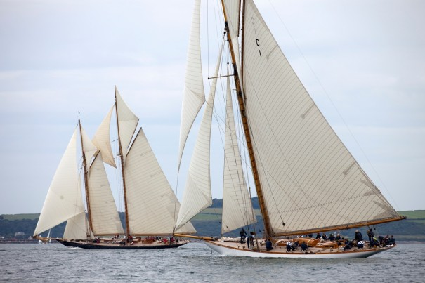 Overall victory for superyacht Mariette and Firebrand winning in their Classes