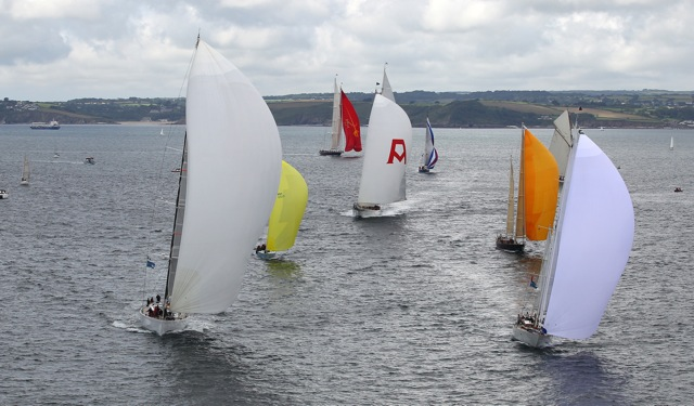 Pendennis Cup 2012 Day 2