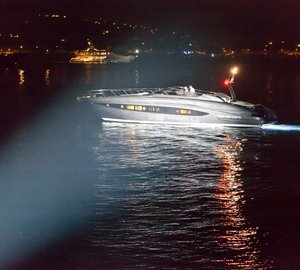 Riva Yachts presented its latest 63' Virtus yacht and celebrated its 170th anniversary