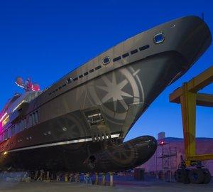 72m megayacht STELLA MARIS by VSY to premiere at Monaco Yacht Show