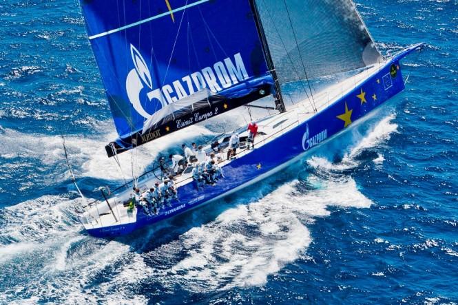 100ft luxury superyacht Esimit Europa 2 © STUDIO_BORLENGHI/G.Trombetta