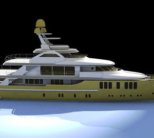 CMB Yachts launch the 47m motor yacht ORIENT STAR (Project Mina)