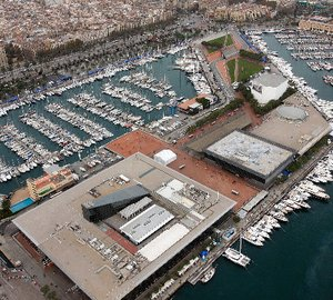 Barcelona International Boat Show 2012 to provide a full range of exhibits