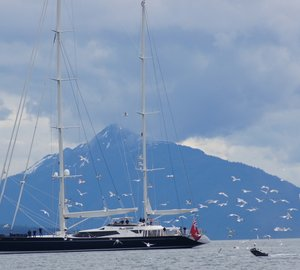 Photos of the 174ft luxury charter yacht DRUMBEAT in Juneau, Alaska