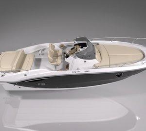 Key Largo 24 IB yacht tender by Sessa Marine