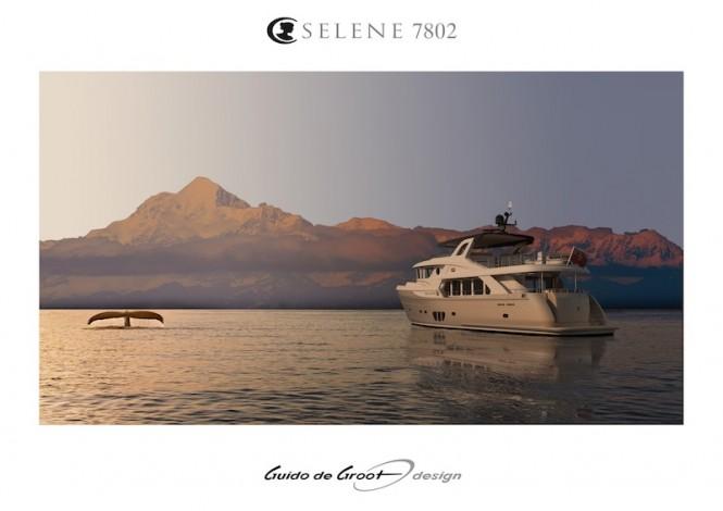 Luxury Yacht Selene 78 Ocean Explorer