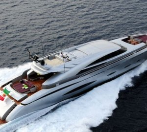Luxury Yacht Charter Special in Croatia and Ionian Islands for charter yacht MY TOY (ex Maria Pia)