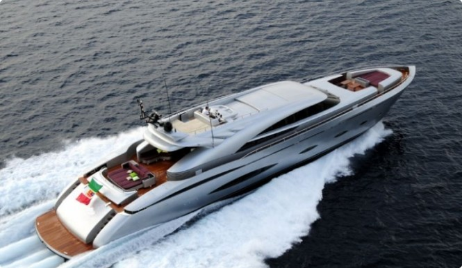 Luxury sports yacht MY TOY - Ex Maria Pia