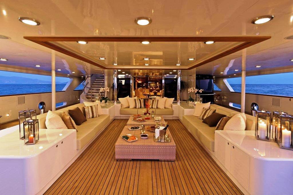 Main Deck - O'MEGA yacht — Yacht Charter & Superyacht News