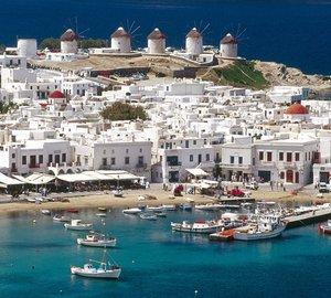 Eastern Mediterranean Yacht Charter Special for 36m Motor Yacht DALOLI