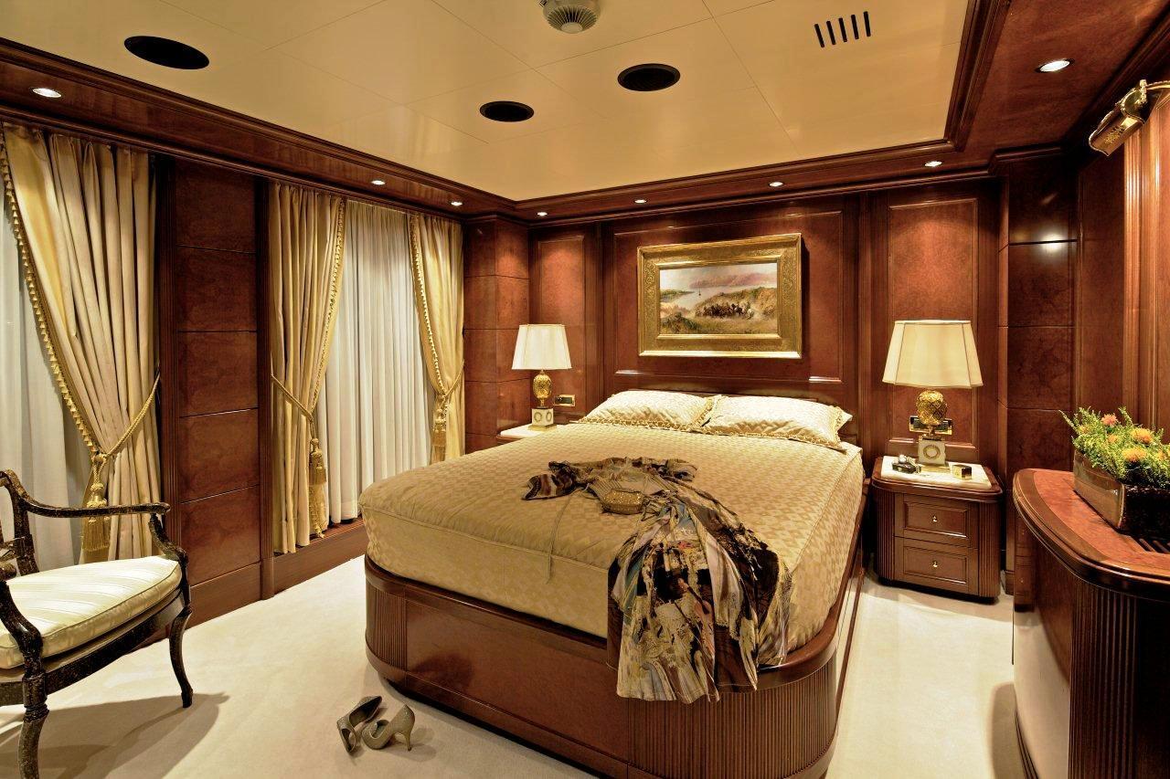 OMEGA yacht - VIP Cabin