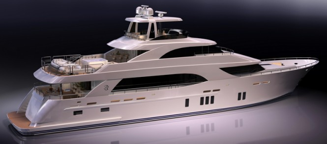 Ocean Alexander 112 superyacht