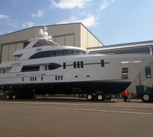 Ocean Alexander to launch new 120' Tri-Level Yacht