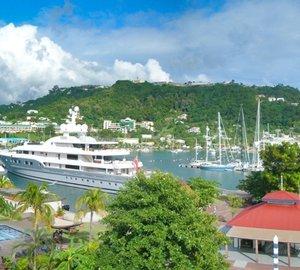 Camper and Nicholsons' luxury superyacht marinas